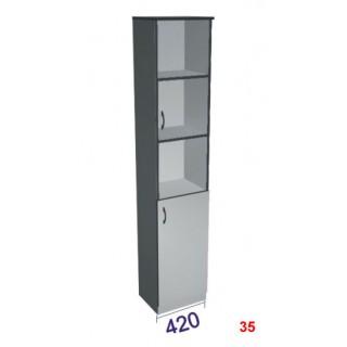 Шкаф высокий №7