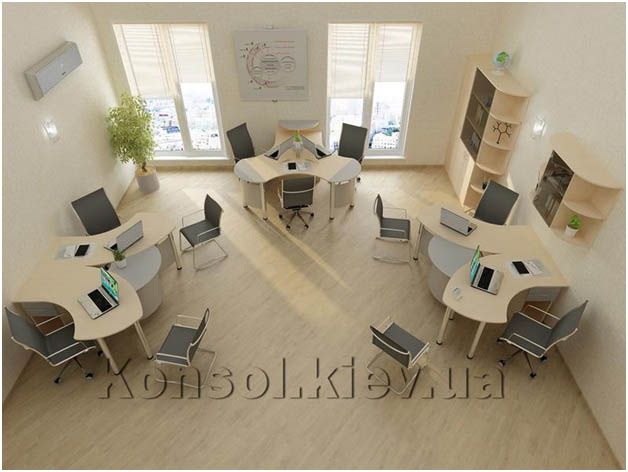 купить офисную мебель в киеве